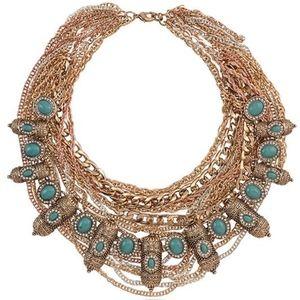Sahara Sun Adjustable Multi-Chain Necklace